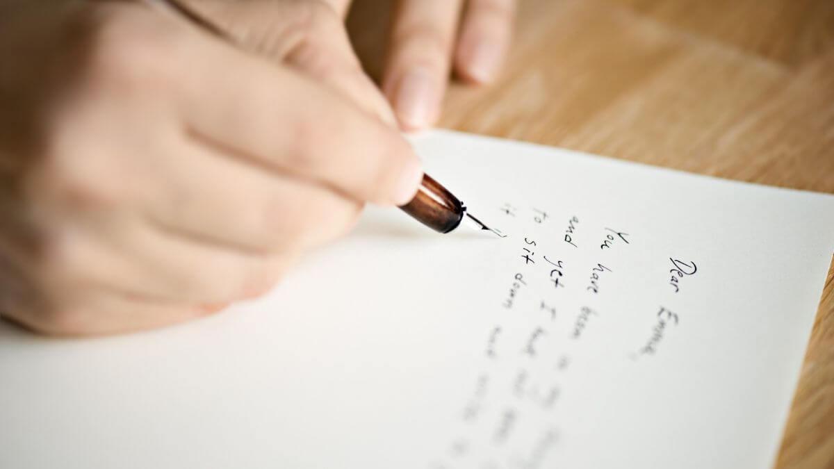 written_letter